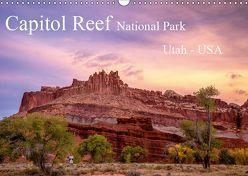 Capitol Reef National Park, Utah – USA (Wandkalender 2019 DIN A3 quer) von Klinder,  Thomas