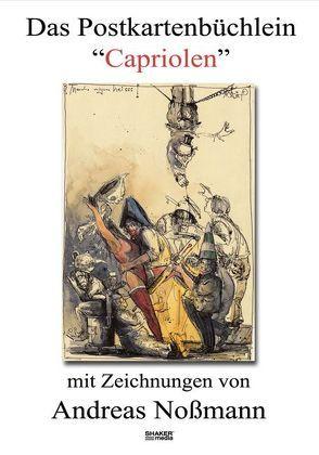 Capriolen von Nossmann,  Andreas