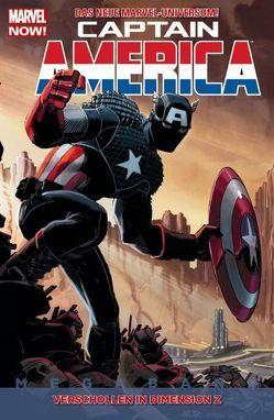 Captain America von Hanna,  Scott, Janson,  Klaus, Palmer,  Tom, Remender,  Rick, Romita Jr.,  John