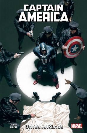 Captain America – Neustart von Coates,  Ta-Nehisi, Kubert,  Adam, Syska,  Robert