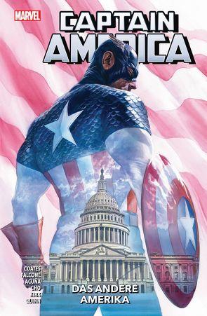 Captain America – Neustart von Coates,  Ta-Nehisi, Masters,  Jason