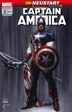 Captain America – Neustart von Coates,  Ta-Nehisi, Syska,  Robert, Yu,  Leinil Francis