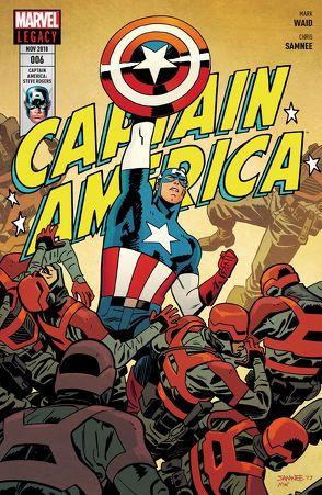 Captain America: Steve Rogers von Samnee,  Chris, Syska,  Robert, Waid,  Mark