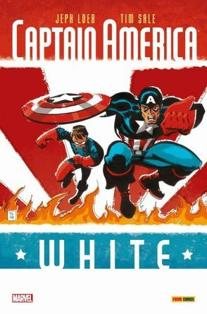 Captain America: White von Loeb,  Jeph, Sale,  Tim