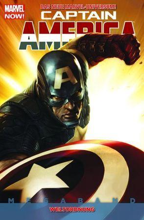 Captain America von Pachero,  Carlos, Remender,  Rick