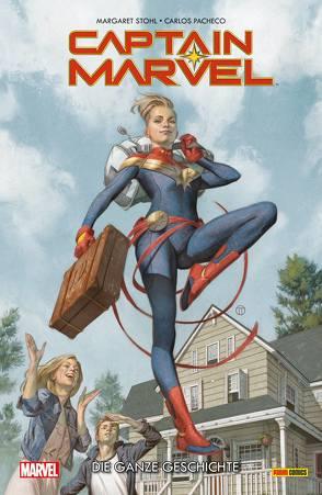 Captain Marvel: Die ganze Geschichte von Althoff,  Gerlinde, D'urso,  Erica, Pacheco,  Carlos, Sauvage,  Marguertie, Stohl,  Margaret