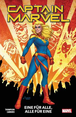 Captain Marvel – Neustart von Carnero,  Carmen, Hidalgo,  Carolin, Thompson,  Kelly