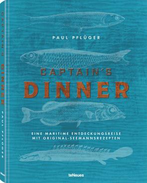 Captain's Dinner, Deutsche Ausgabe von Pflüger,  Paul