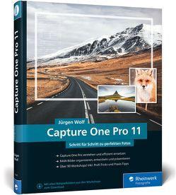 Capture One Pro 11 von Wolf,  Jürgen