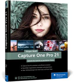 Capture One Pro 21 von Wolf,  Jürgen