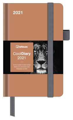 Caramel 2021 – Diary – Buchkalender – Taschenkalender – 9×14
