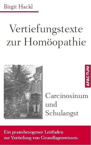 Carcinosinum und Schulangst
