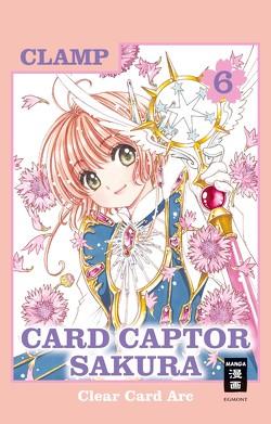 Card Captor Sakura Clear Card Arc 06 von CLAMP, Peter,  Claudia
