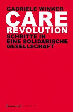 Care Revolution von Winker,  Gabriele