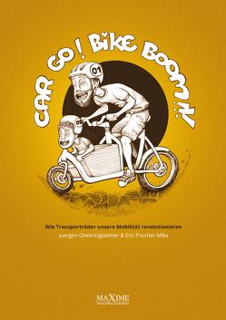Cargobike Boom von Ghebrezgiabiher,  Juergen, Poscher-Mika,  Eric