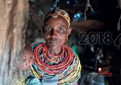 Caritas International – Wandkalender 2018