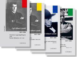 Carl Albert Loosli 1877-1959 / Carl Albert Loosli 1877–1959 von Marti,  Erwin