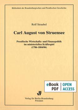Carl August von Struensee von Straubel,  Rolf
