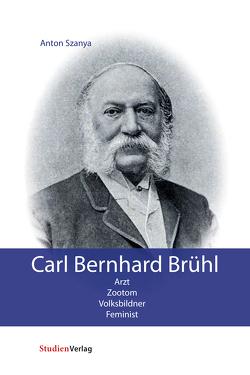 Carl Bernhard Brühl von Szanya,  Anton