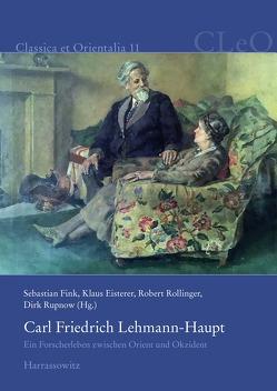 Carl Friedrich Lehmann-Haupt von Eisterer,  Klaus, Fink,  Sebastian, Rollinger,  Robert, Rupnow,  Dirk