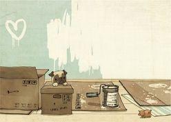 Carl Mops: Umzug (VE 10 Ex.) von Tourlonias,  Joelle