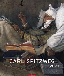Carl Spitzweg Edition Kalender 2020 von Spitzweg,  Carl, Weingarten