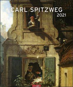 Carl Spitzweg Edition Kalender 2021 von Spitzweg,  Carl, Weingarten