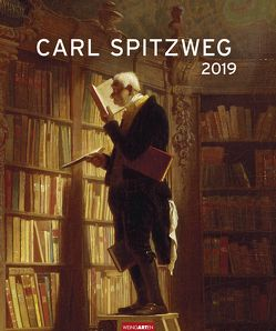 Carl Spitzweg – Kalender 2019 von Spitzweg,  Carl, Weingarten