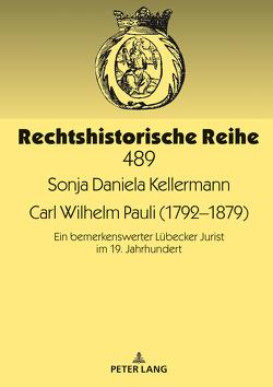 Carl Wilhelm Pauli (1792–1879) von Kellermann,  Sonja Daniela