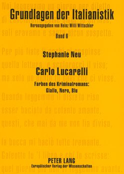 Carlo Lucarelli von Neu,  Stephanie
