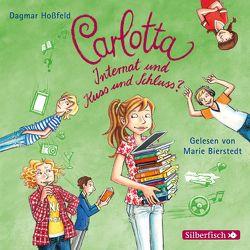 Carlotta 8: Internat und Kuss und Schluss? von Bierstedt,  Marie, Hoßfeld,  Dagmar