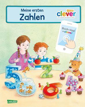 Carlsen Clever: Meine ersten Zahlen von Coenen, Sebastian, Vorbach, Britta
