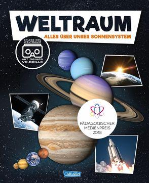 Carlsen Clever: Weltraum von Dolinger,  Igor, Frauhammer,  Assata