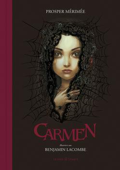 Carmen von Lacombe,  Benjamin, Merimée,  Prosper