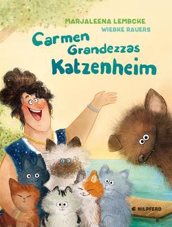 Carmen Grandezzas Katzenheim von Lembcke,  Marjaleena, Rauers,  Wiebke