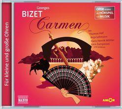 Carmen von Bizet,  Georges, Petzold,  Bert Alexander