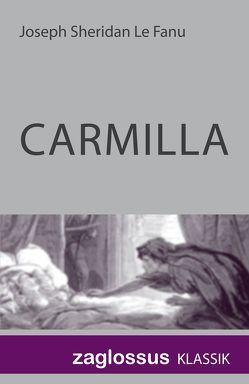 Carmilla von Langmaier,  Katja, LeFanu,  Joseph Sheridan