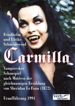 Carmilla von Schneidewind,  Friedhelm, Schneidewind,  Ulrike