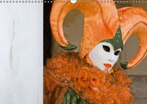 Carnevale di Venezia II (Wandkalender 2016 DIN A3 quer) von Kulla,  Alexander