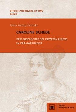 Caroline Schede von Schede,  Hans-Georg