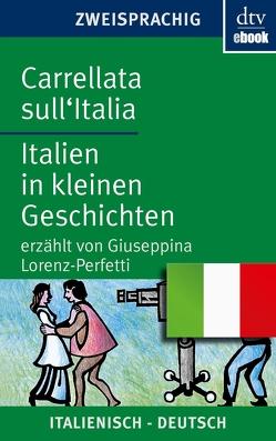 Carrellata sull'Italia Italien in kleinen Geschichten von Lorenz-Perfetti,  Giuseppina, Wiegand,  Frieda