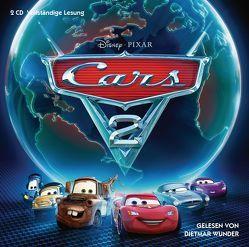 Cars 2 von Amor,  Claudia, Fruck,  Wolf-Dietrich, Papademetriou,  Lisa, Wunder,  Dietmar