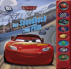 Cars 3 – Das Soundbuch zum Film – 8-Button-Soundbuch