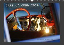 CARS of CUBA 2019 (Wandkalender 2019 DIN A3 quer) von Thomas Spenner,  shot-s.com