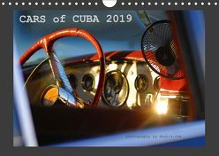 CARS of CUBA 2019 (Wandkalender 2019 DIN A4 quer) von Thomas Spenner,  shot-s.com