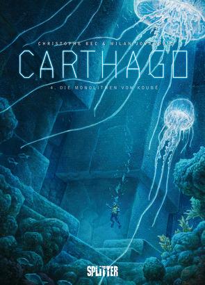 Carthago. Band 4 von Bec,  Christophe, Jovanovic,  Milan