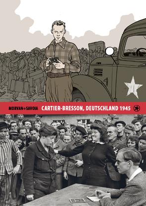 Cartier-Bresson, Deutschland 1945 von Morvan,  Jean David, Savoia,  Sylvain