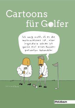 Cartoons für Golfer von Ettenauer,  Clemens