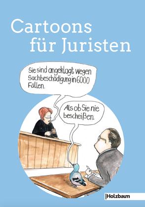 Cartoons für Juristen von Ettenauer,  Clemens