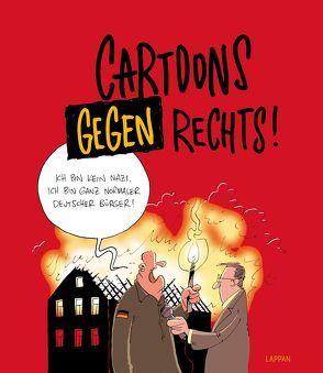 Cartoons gegen rechts von Metz,  Denis